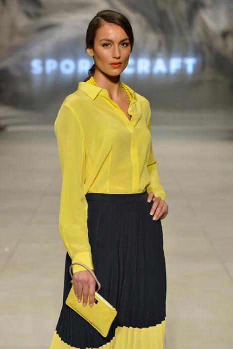 Бренд  Sportscraft на Mercedes-Benz Fashion Festival 2012 в Сиднее.  Часть 2.  Фоторепортаж. Фото:  Stefan Gosatti/Getty Images