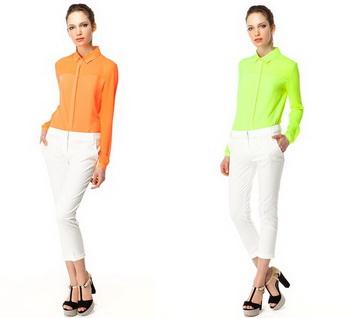 Блузки и брюки женские. Фото: vk.com