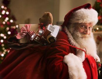 Вера в Деда Мороза – едва ли не единственное волшебство в век высоких технологий. Фото: Getty Images