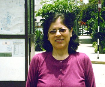 Берта Рамирес, Лима, Перу. Фото с сайта theepochtimes.com