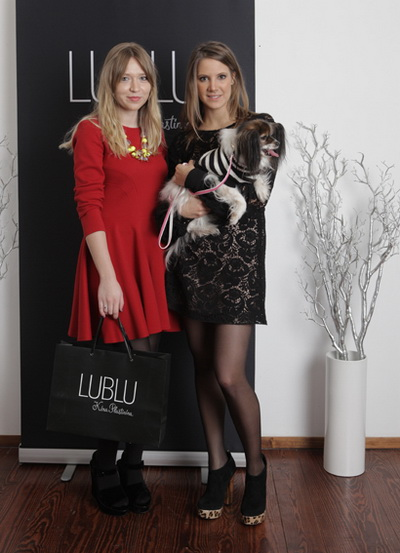 Презентация коллекции LUBLU Kira Plastinina AW 12/13. Фото предоставлен пресс-службой компании «Кира Пластинина»