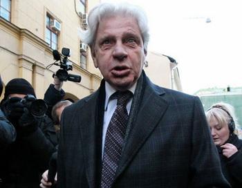 Адвокат Юрия Лужкова Генри Резник. Фото РИА Новости