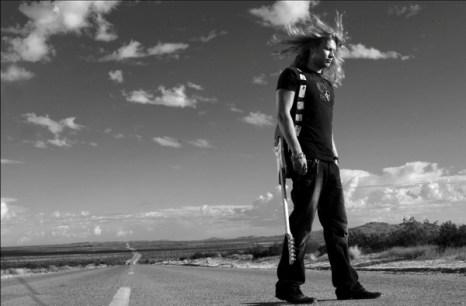 Роман Архипов представляет свой американский сольный проект Troy Harley. Фото предоставлено пресс-службой Романа Архипова