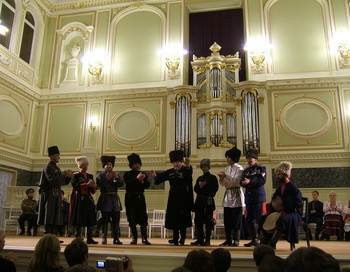 Ансамбль Братина, Санкт-Петербург.  Фото предоставлено пресс-службой Фонда