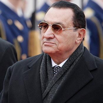 Хосни Мубарак. Фото РИА Новости