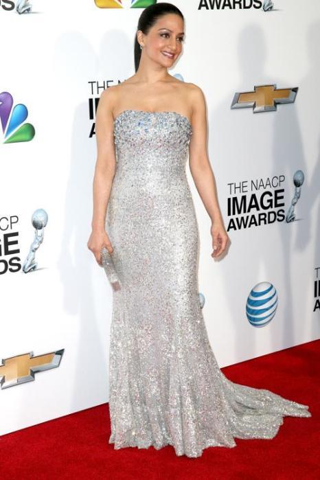 Актриса Арчи Панджаби на вручении NAACP Image Awards 1 февраля 2013 года, Калифорния, США. Фото: Frederick M. Brown/Getty Images for NAACP Image Awards