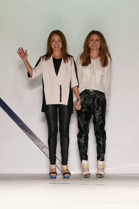 Коллекцию Ginger And Smart представили на неделе моды в Сиднее. Фото: Mark Metcalfe/Getty Images