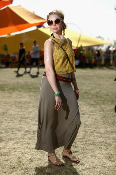 Сьюзи Скотт на фестивале Coachella. Фото: Christopher Polk / Getty Images for Coachella