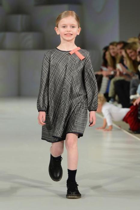 Детскую моду представили в Лондоне. Фото: Ian Gavan/Getty Images for AlexandAlexa.com