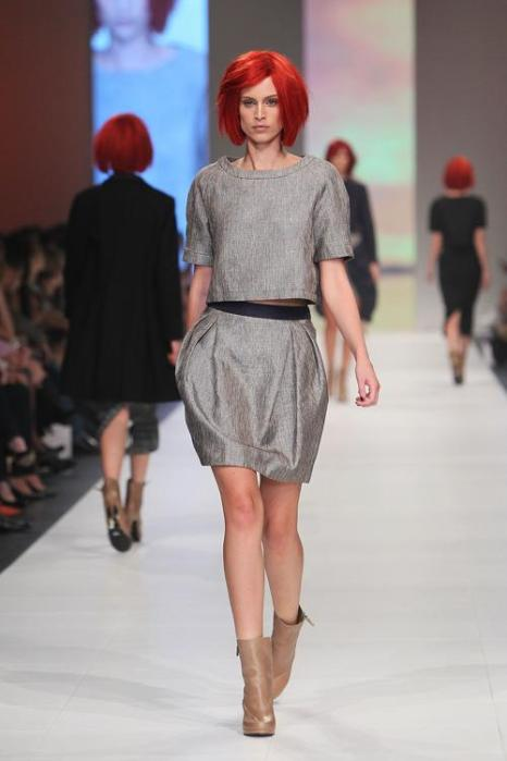 Фестиваль моды в Мельбурне от LOreal. Фото: Graham Denholm/Getty Images