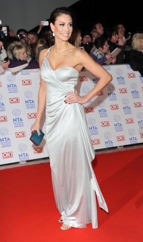 Мелани Сайкс на церемонии вручения премии National Television Awards в Лондоне, 23 января 2013 года. Фото: Stuart Wilson / Getty Images
