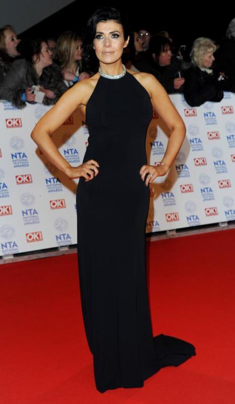 Ким Марш на церемонии вручения премии National Television Awards в Лондоне, 23 января 2013 года. Фото: Stuart Wilson / Getty Images
