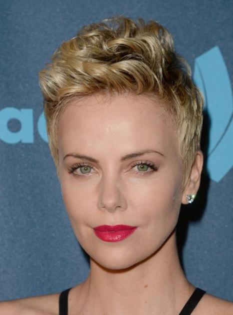 Актриса Шарлиз Терон. Фото: Jason Merritt/Getty Images for GLAAD