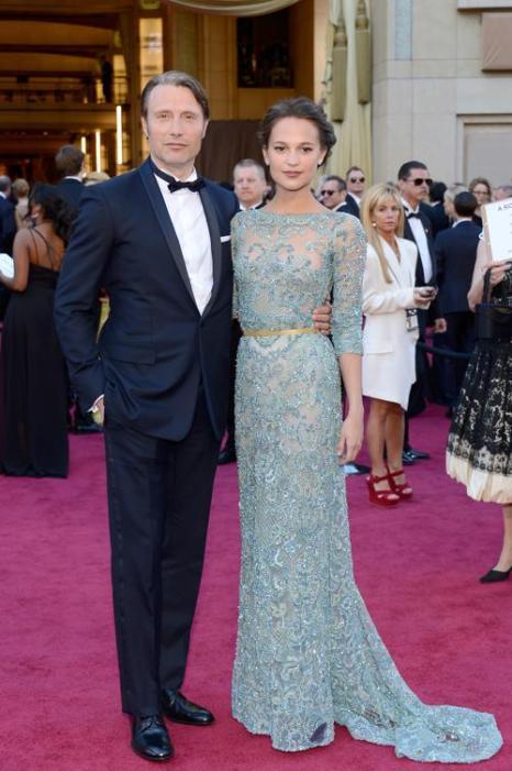 Наряды звёзд на церемонии вручения «Оскара». Фото:  Kevork Djansezian/Getty Images