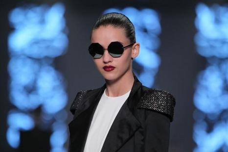 Модный показ прошёл на фестивале в Мельбурне. Фото: Graham Denholm/Getty Images