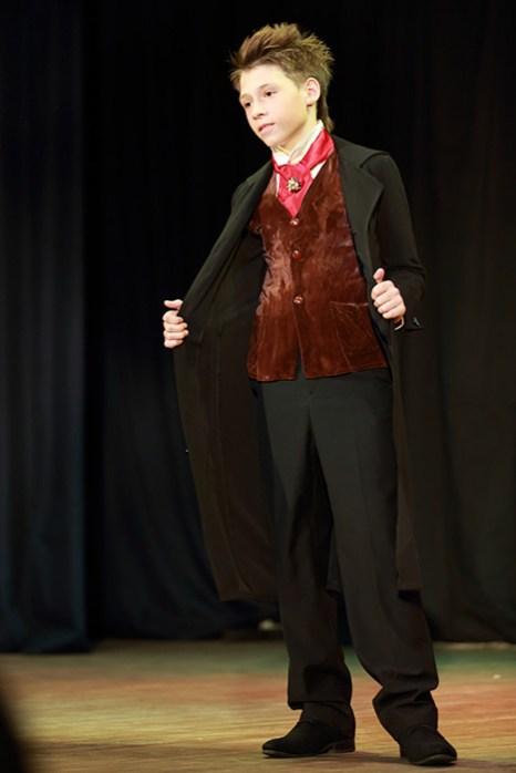 Детская Супермодель Сибири 2013. Фото: Сергей Кузьмин/Великая Эпоха (The Epoch Times)