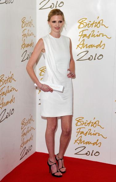 Наряды звезд на British Fashion Award, 7 декабря, Лондон, Англия. Фото: Gareth Cattermole/Getty Images