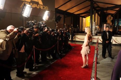 Наряды звезд на вручении премии Гильдии киноактёров США. Фото:  Frederick M. Brown/Getty Images
