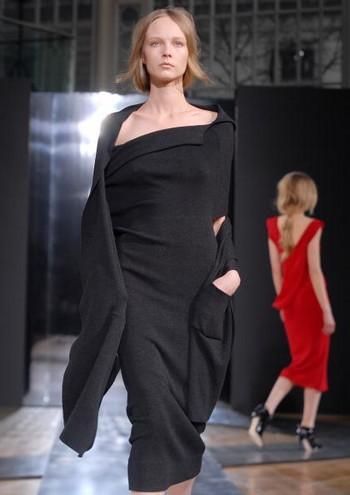 Коллекция от Nicole Farhi на лондонской Неделе моды. Фото: Stuart Wilson/Getty Images