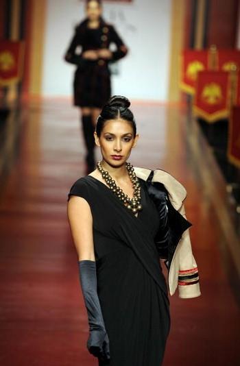 Неделя моды в Индии. Фото: Getty Images