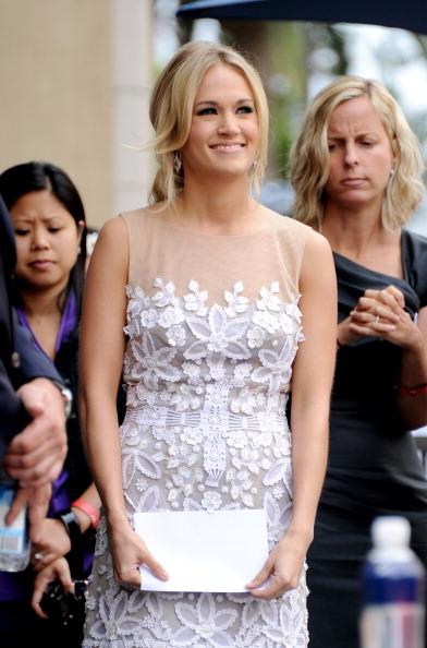 Фоторепортаж. Открытие новой звезды на Аллее славы, 23 мая 2011, Голливуд, Калифорния. Фото: MARK RALSTON/AFP/Getty Images)