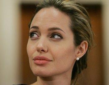 Анжелина Джоли. Фото: Win McNamee/Getty Images News