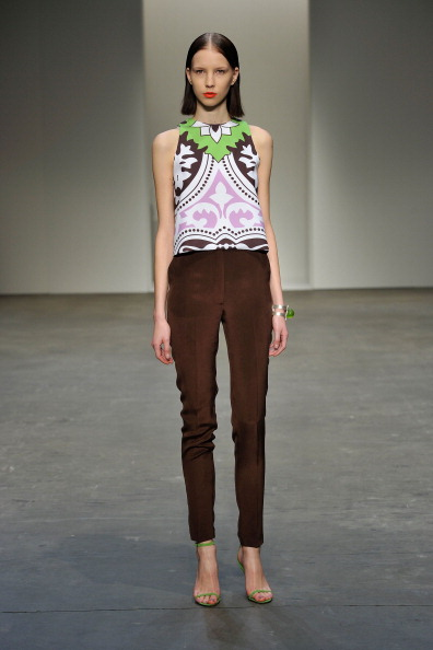 Фоторепортаж. Коллекция Karla Spetic на Австралийской неделе моды 2011/12. Фото: Stefan Gosatti/Getty Images