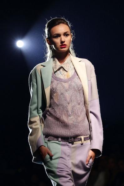 Фоторепортаж. Показ коллекции Missoni на фестивале моды Audi Fashion Festival 2011. Фото: Suhaimi Abdullah/Getty Images Entertainment