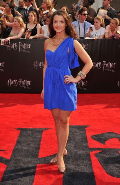 «Гарри Поттер и Дары смерти: ч.2» - премьера в Нью-Йорке. Фото: Stephen Lovekin/Getty Images Entertainment