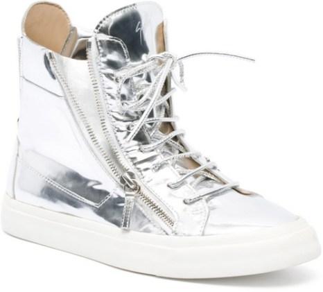 Фоторепортаж. Модная обувь от Джузеппе Занотти. Женская коллекция весна / лето 201. Фото предоставлено 4shopping