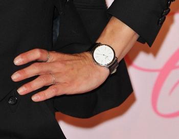 Новый аксессуар от Michael Kors. Фото: Pascal Le Segretain/Getty Images