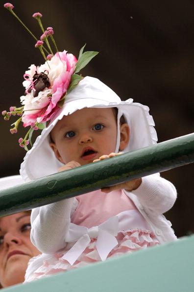 Шляпки  на  Кентукки-дерби. Фото:  Jamie Squire/ Rob Carr/ Harry How /Getty Images