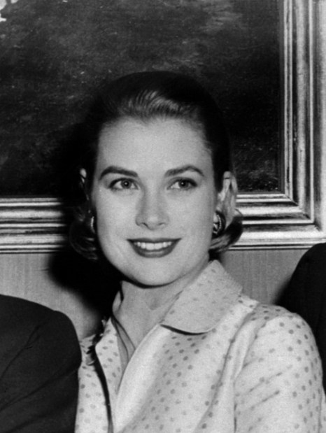 Грейс Келли, 1956 г. Фото: BECK/AFP/Getty Images