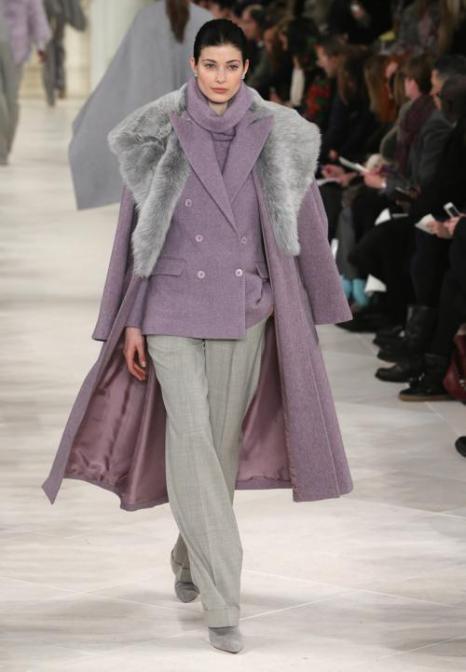 Ральф Лорен представил новую коллекцию стильной одежды 2014 года. Фото: Neilson Barnard/Getty Images for Mercedes-Benz Fashion Week