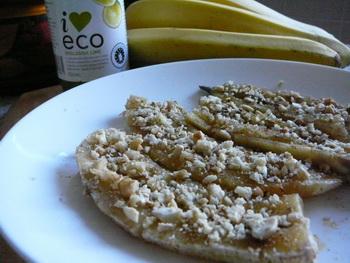 Бананы, запеченные в микроволновой печи. Фото: Лариса Чугунова/Великая Эпоха