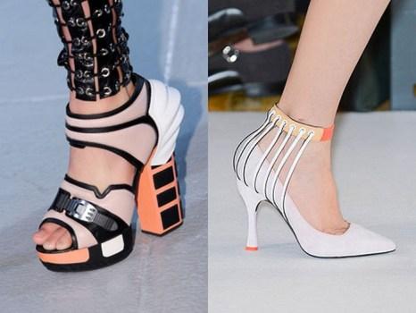 Модная летняя обувь 2013. Фото с сайта relax.ru