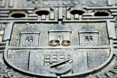 Свадьба в замке Чехии. Фото с сайта fotopraga.com