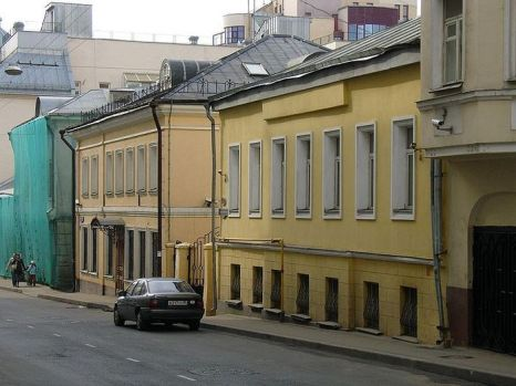 Большой Сухаревский переулок. Фото: NVO/wikimedia.org