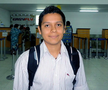 Герман Альварес, Картахена, Колумбия. Фото с сайта theepochtimes.com