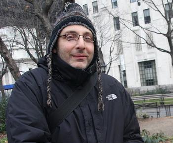 Джон Даймонд, Манхэттен, Нью-Йорк, США. Фото с сайта theepochtimes.com