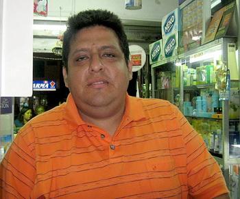 Америко Эррера, Лима, Перу. Фото с сайта theepochtimes.com