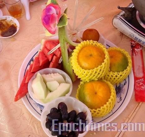 Свежие фрукты. Фото: Великая Эпоха (The Epoch Times)