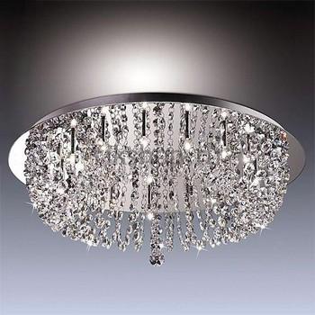 Итальянский хрустальный светильник. Фото с сайта oceansveta.ru