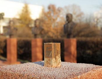 Демонтаж незаконно установленных объектов в парке