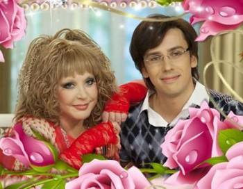 Алла Пугачёва и Максим Галкин стали родителями двойняшек. Фото с сайта allapugacheva.pro