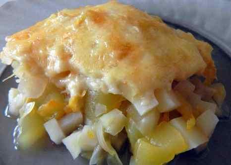 Овощное рагу под сыром. Фото: Мареева Мария/Великая Эпоха (The Epoch Times)