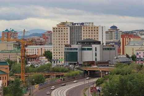 Улан-Удэ. Фото: Аркадий Зарубин/wikimedia.org