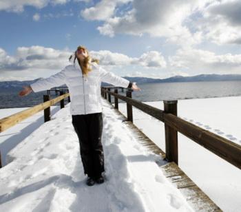 Правильное питание поможет сохранить здоровье в холодные зимние дни. Фото: Geri Lavrov/Getty Images
