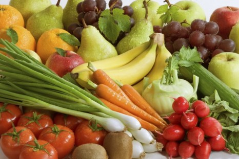 Фрукты и овощи полезны для нашего здоровья, так как они содержат свободные антиоксиданты. Фото: Viktor Fischer/Photos.com