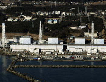 АЭС Фукусима до катастрофы. Фото: Jiji Press/AFP/Getty Images